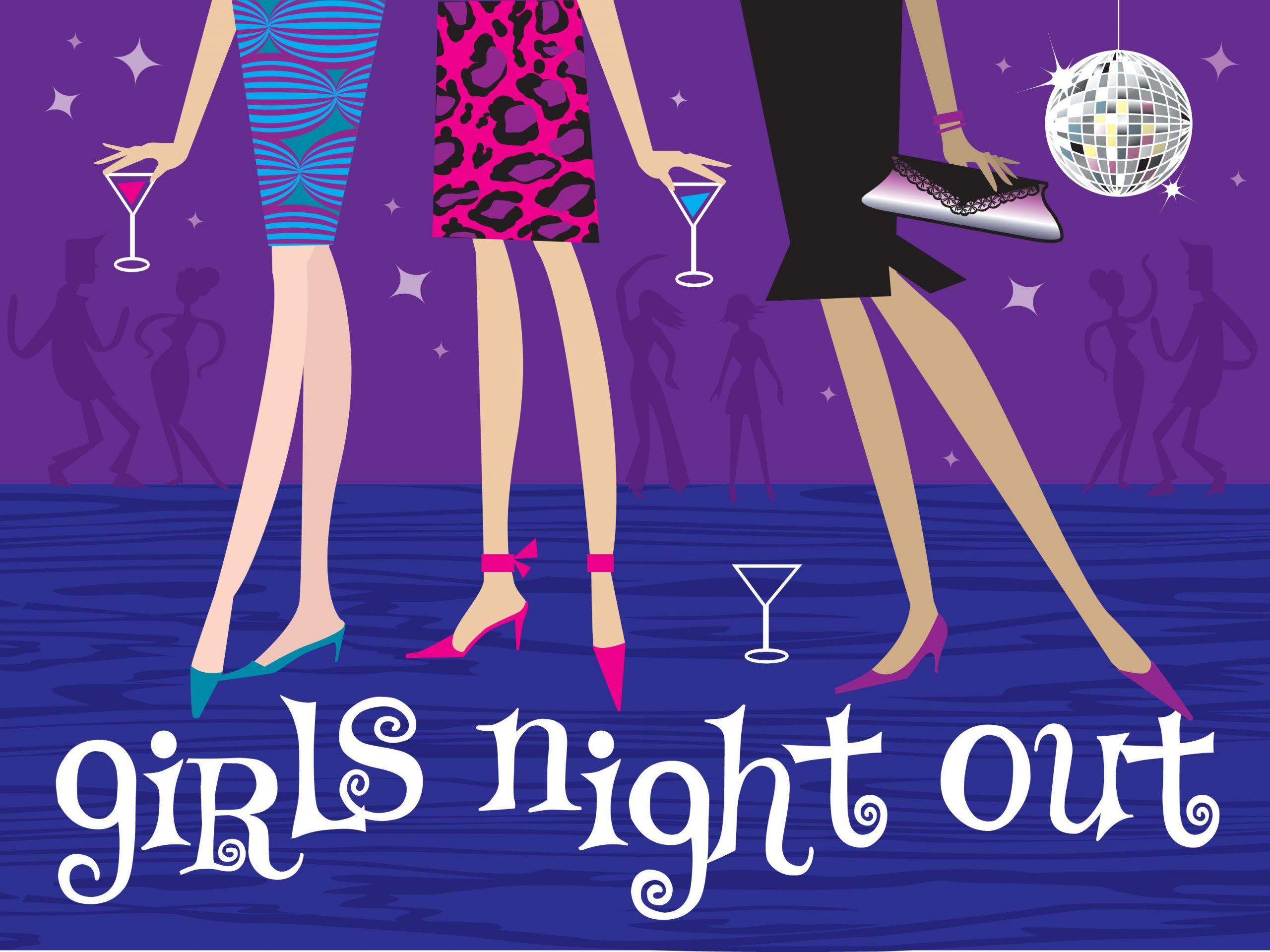 สล็อต Girls Night Out